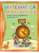 CONCURS CANGURUL. MATEMATICA DISTRACTIVA PENTRU CLASA PREGATITOARE SI CLASELE 1-2