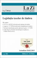 Legislatia taxelor de timbru. Cod 561. Actualizat la 20.02.2015