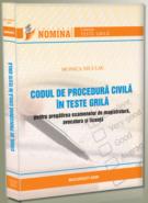 Codul de procedura civila in teste grila (Carte de: Monica Niculae)