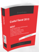 CODUL FISCAL (cu modificarile aduse prin O.G. nr. 8/2013)