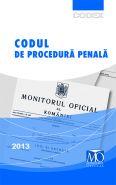 Codul de procedura penala [Editia a III-a] | Editura Monitorul Oficial