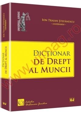 Dictionar de drept al muncii