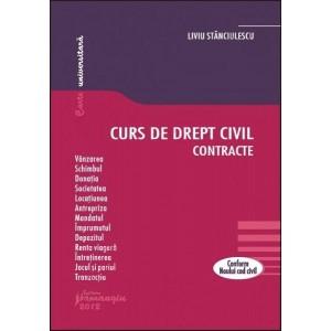 Curs de drept civil. Contracte (Autor: Liviu Stanciulescu) | Conform Noului Cod civil