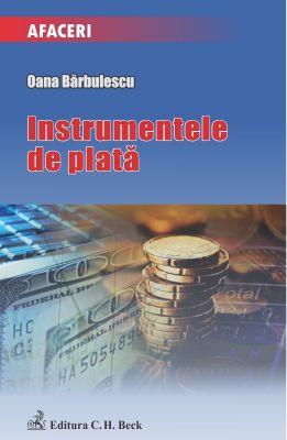 Instrumentele de plata | Autor: Oana Barbulescu