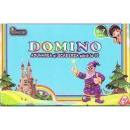 Domino | Adunarea si scaderea pana la 10 | 6-7 Ani