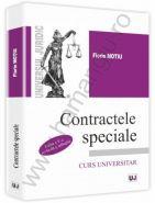 Contractele speciale (Editie 2014) - Curs universitar | Autor: Florin Motiu