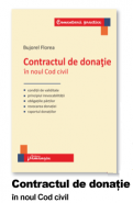 Contractul de donatie in Noul Cod Civil