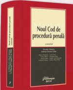 Noul Cod de procedură penală comentat | Nicolae Volonciu, 2014