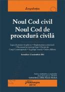 Noul Cod civil. Noul Cod de procedura civila | Actualizare: 12 noiembrie 2014