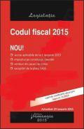 Codul fiscal 2015 | Actualizare: 29 ianuarie 2015