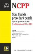 Noul Cod de procedura penala, Editia a 2-a actualizata la 12 ianuarie 2015