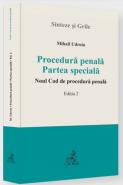 M. Udroiu | Procedura penala. Partea speciala, ed. 2, 2015 (cf. NCPP)