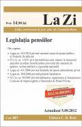 Legislatia pensiilor | Actualizat: 5 Sept. 2012