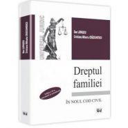 Dreptul familiei in Noul Cod civil (Editia a II-a emendata si actualizata) | Autori: Dan LUPASCU, Cristina Mihaela CRACIUNESCU