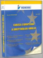 Curtea Europeana a Drepturilor Omului (CEDO) (Carte de: Eduard Dragomir, Dan Nita)