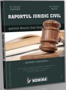 RAPORTUL JURIDIC CIVIL (in reglementarea Noului Cod civil) | 2012