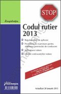 CODUL RUTIER 2013