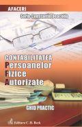 Contabilitatea persoanelor fizice autorizate. Ghid practic, Editia a II-a | Autor: Sorin-Constantin Deaconu
