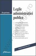 Legile administraţiei publice 2013 | Autor: Ovidiu Podaru