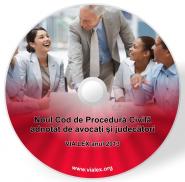 DVD - Noul Cod de procedura civila adnotat de catre avocati si judecatori