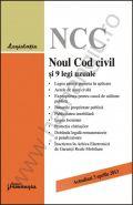 Noul Cod civil si 9 legi uzuale | Actualizare: 3 aprilie 2013