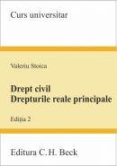 Drept civil. Drepturile reale principale. Editia a II-a | Autor: Valeriu Stoica
