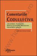 Comentariile Codului civil | Liberalitatile. Testamentul. Rezerva succesorala | Reductiunea liberalitatilor excesive | Autor: G. C. Frentiu