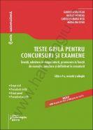 Teste grila pentru concursuri si examene [civil, procedura civila, penal si procedura penala]2013 | G. Raducan, M. Voineag s.a.