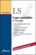 Legea societatilor si 7 legi uzuale | Actualizare: 10 septembrie 2013