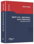 Corneliu Birsan: Drept civil. Drepturile reale principale in reglementarea noului Cod civil  | Actualizare: 20 septembrie 2013