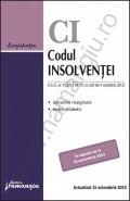 Codul insolventei | Actualizare: 15 octombrie 2013