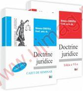 Doctrine juridice - curs [editia a VI-a si caiet de seminar] | Autor: Simona Cristea
