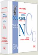 Noul Cod civil. Vol. II. (Art. 1164-2664) | Adnotat cu doctrina si jurisprudenta | Editia a 2-a | Autor: Viorel Terzea